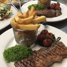 Tuesday and Wednesday Steak Nights